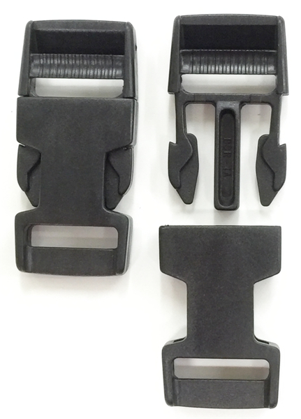 acw 1 inch bar buckle