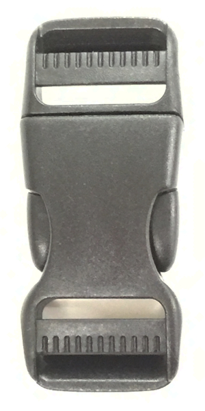 acw 1 inch double adjust csr buckle
