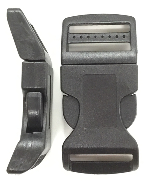 acw 1 inch curved bsr buckle