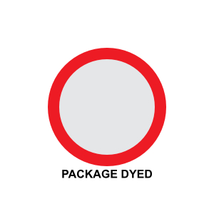 package-dyed