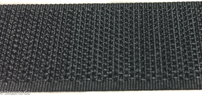 "1"" black nylon hook- sewing grade"