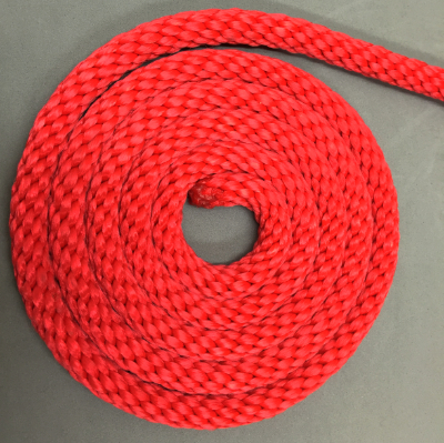Red Halter Rope