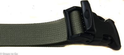 buckle with cam open