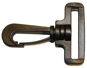 1 and one half Inch Swivel Snap Hook