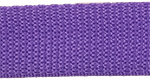 1 inch purple poly webbing