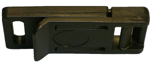Side view of the GM1 buckle