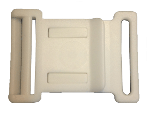 2 inch GM2 center release buckle