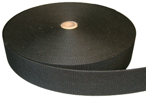 two inch nylon over poly webbing